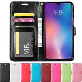 "Mobilplånbok 3-kort Xiaomi Mi 9 (6.39"") mobilskal fodral case"