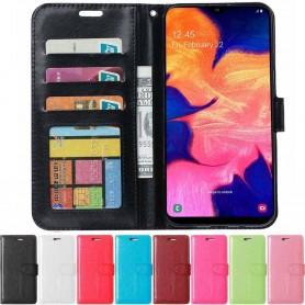 Mobilplånbok 3-kort Samsung Galaxy A10 (SM-A105F)