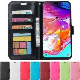 Mobilplånbok 3-kort Samsung Galaxy A70 (SM-A705F)