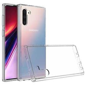 Clear Hard Case Samsung Galaxy Note 10 (SM-N970F)