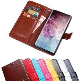 Mobilplånbok 3-kort Samsung Galaxy Note 10 Pro (SM-N975F)
