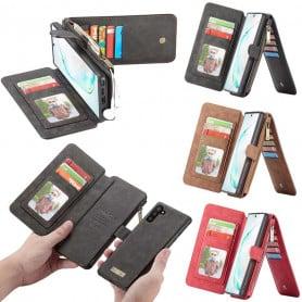 Multi Wallet 14-kort Samsung Galaxy Note 10 (SM-N970F)
