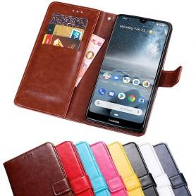 Wallet 3-kort til Nokia 4.2...