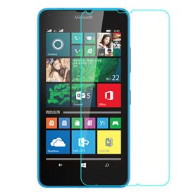 Skjermbeskytter med herdet glass Lumia 640