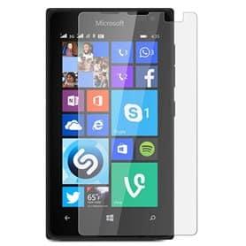 Skärmskydd av härdat glas Lumia 435