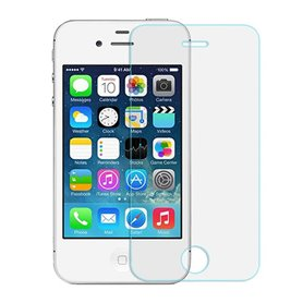 Skärmskydd av härdat glas iPhone 4, 4S