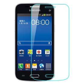 Herdet glassskjermbeskytter Galaxy Core Plus Displaydeksel