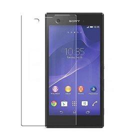Karkaistu lasi näytönsuoja Sony Xperia T3 näytönsuoja