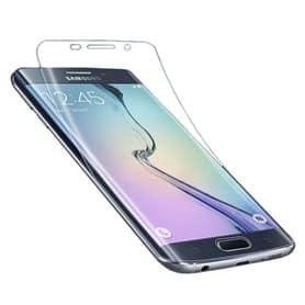 Näytönsuoja Kaareva Galaxy S6 Edge