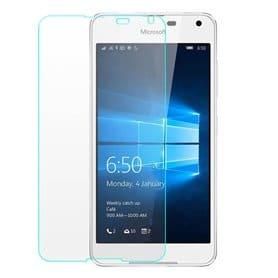Skärmskydd av härdat glas Microsoft Lumia 650