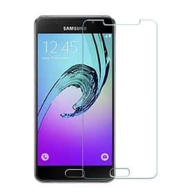 XS Premium skärmskydd härdat glas Galaxy A5 2016