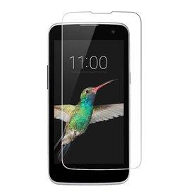 XS Premium skjermbeskytter herdet glass LG K4
