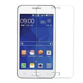 XS Premium skärmskydd härdat glas Galaxy Core 2