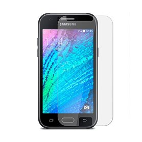 XS Premium skärmskydd härdat glas Galaxy J1