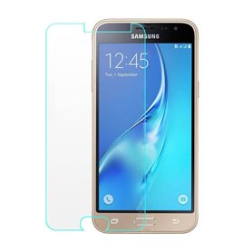 XS Premium skärmskydd härdat glas Galaxy J1 2016