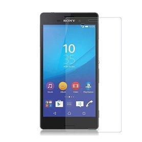 XS Premium skjermbeskytter herdet glass Sony Xperia M4 Aqua