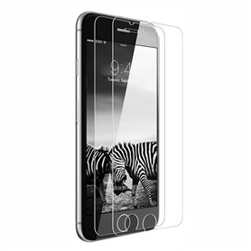 XS Premium skärmskydd härdat glas iPhone 7 Plus / 8 Plus displayskydd