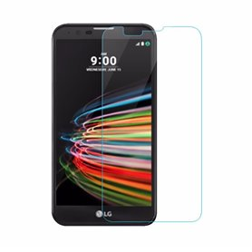 XS Premium skärmskydd härdat glas LG X Mach