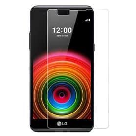 XS Premium skjermbeskytter herdet glass LG X Power