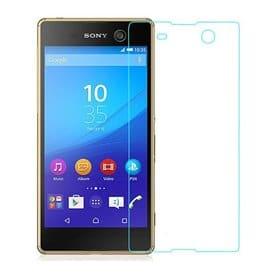 Skärmskydd av härdat glas Sony Xperia M5 mobil displayskydd