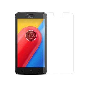 Skärmskydd PET Motorola Moto C display skydd mobil