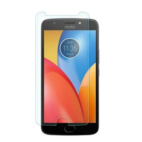 Skärmskydd av härdat glas Motorola Moto E4 Plus displayskydd