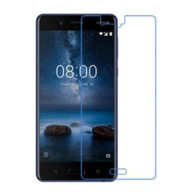 Skärmskydd PET Nokia 8 displayskydd film plastfilm