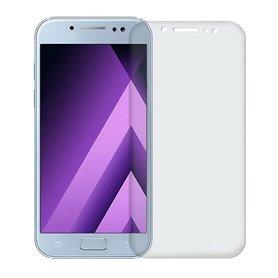 3D Curved glas skärmskydd Samsung Galaxy J3 2017 SM-J330 transparent displayskydd