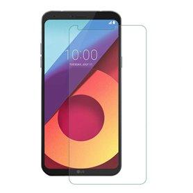 Herdet glass skjermbeskytter LG Q6 mobiltelefon skjermbeskytter