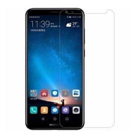 Skärmskydd av härdat glas Huawei Mate 10 Lite displayskydd mobilskydd