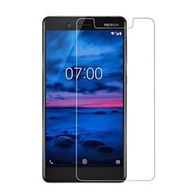 Skärmskydd av härdat glas Nokia 7 displayskydd