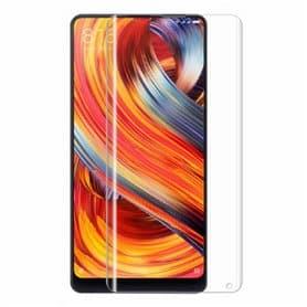 Xiaomi Mi Mix 2 skärmskydd PET soft displayskydd fullcover caseonline