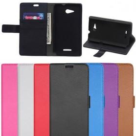 Mobil lommebok Xperia E4