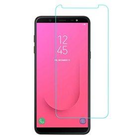 Skärmskydd av härdat glas Samsung Galaxy J8 2018 displayskydd