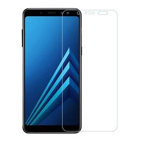 Skärmskydd av härdat glas Samsung Galaxy A8 Plus 2018