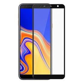 5D Curved glas skärmskydd Samsung Galaxy J6 Plus (SM-J425F)