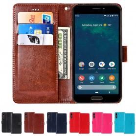 Lommebokdeksel 3-kort Doro...