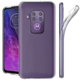Silikon skal transparent Motorola One Zoom (XT2010-1)