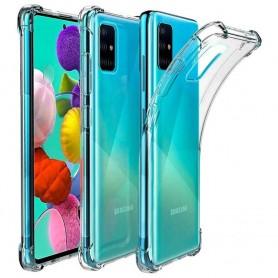 Shockproof silikon skal Samsung Galaxy A71 (SM-A705F)