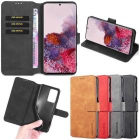 DG-Ming mobilplånbok 3-kort Samsung Galaxy S20 (SM-G980F)