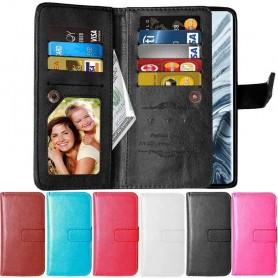 Dubbelflip Flexi 9-kort Xiaomi Mi Note 10