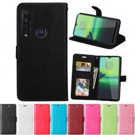 Mobilplånbok 3-kort Motorola Moto G8 Play (XT2015-2)