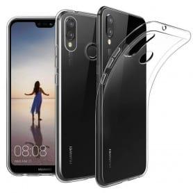 Silikon skal transparent Huawei P20 Lite (ANE-LX1)