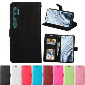 Mobilplånbok 3-kort Xiaomi Mi Note 10