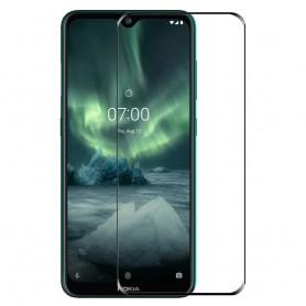 3D Glass skjermbeskytter Nokia 7.2 (TA-1178)