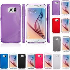 S Line silikonskall Galaxy S6
