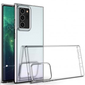 Clear Silicone Case Samsung...