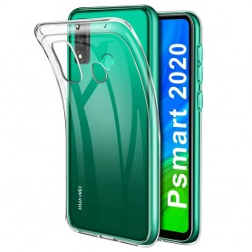 Silicone case Clear Huawei...