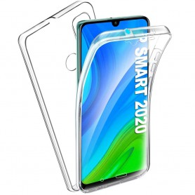360° silicone case Huawei P...