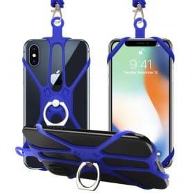 Mobilbilhållare SuperGrip - Blå